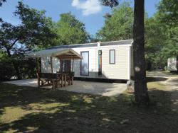 Mobil  home 2 rooms 32m²