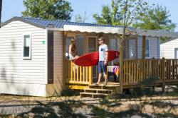 Accommodation - Sunêlia Comfort  2 Bedrooms  30M² - Camping Sunêlia Les Oyats