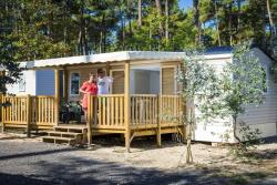 Accommodation - Sunêlia Comfort  3 Bedrooms  30M² - Camping Sunêlia Les Oyats