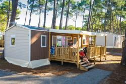 Accommodation - Sunêlia Prestige 3 Bedrooms  37M² - Camping Sunêlia Les Oyats