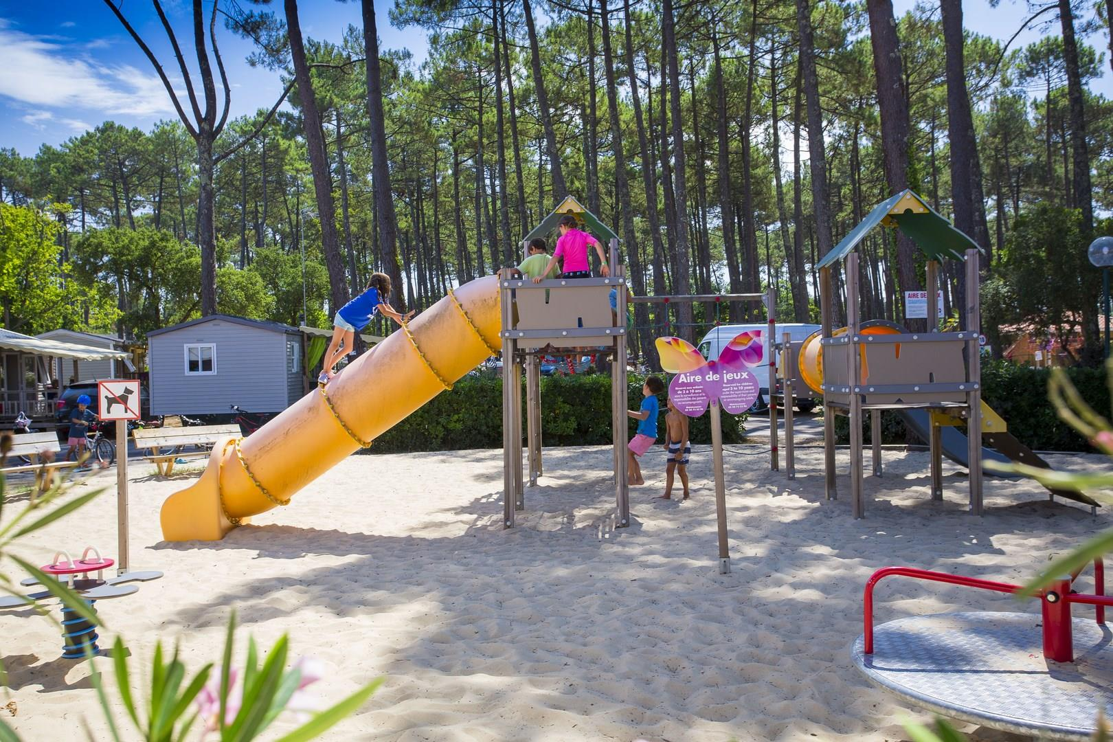 Services & amenities Camping Les Oyats - SEIGNOSSE