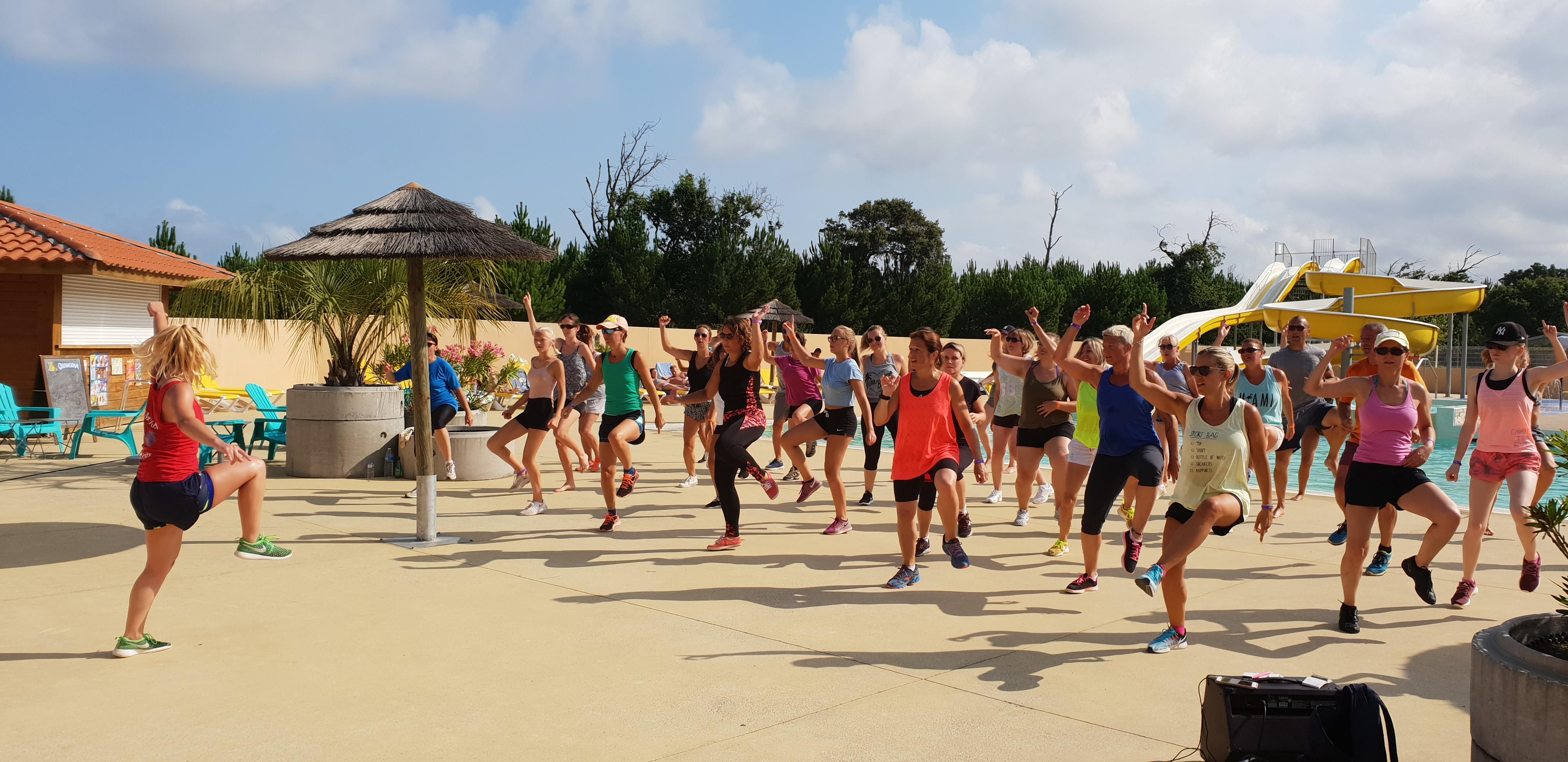 Sport activities Camping Les Oyats - SEIGNOSSE
