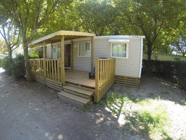 Location - Koawa Bay Premium + Tv - Camping Lou Comtadou