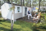 Mobil-home Espace 4 chambres