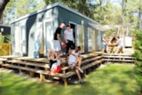 Huuraccommodaties - Lodge luxe 3 kamers - Camping Le Vieux Port