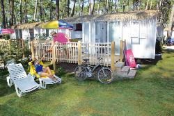 Mobil-home Tropical