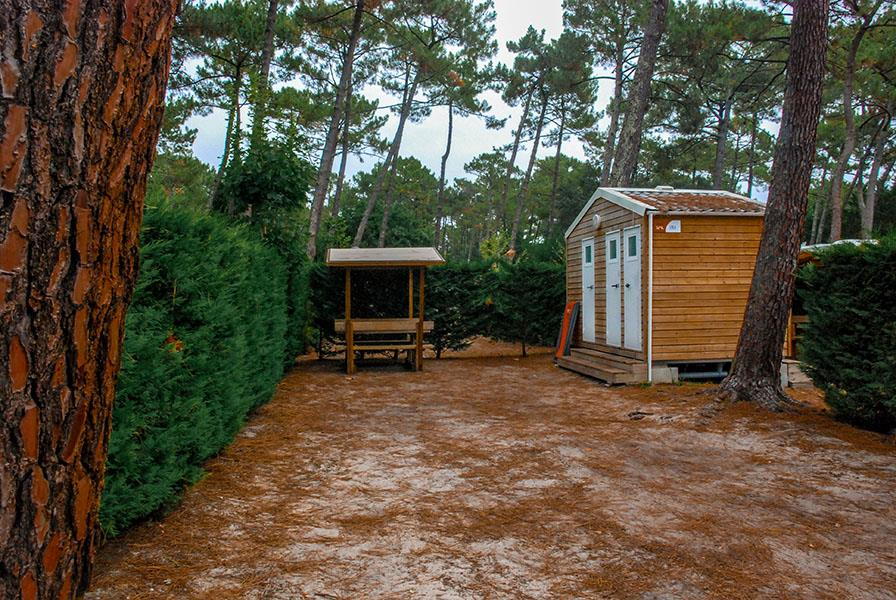 Emplacement - Emplacement Vip 120 - Camping Le Vieux Port