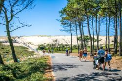 Beaches Camping Le Vieux Port Resort & Spa By Resasol - Messanges