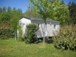 Rental - Mobile home L'Aigoual 18m² - No bathroom - Camping La Dourbie