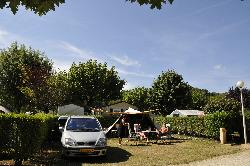 Pitch - Premium Pitch + 1 Car +  Caravan Or Camping-Car + Electricity 10A - Sites et Paysages Le Vaugrais