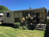 Rental - Mobil-home Atlantic Plus - Camping Kost-Ar-Moor