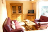 Rental - T4 (3 bedrooms, kitchen, living room with TV, balcony) - Camping Kost-Ar-Moor