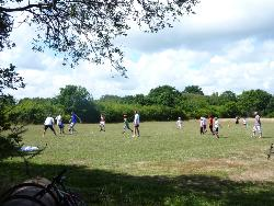 Sport activities Camping Kost-Ar-Moor - Fouesnant