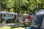 Pitch - Package: Standard pitch + car + tent or caravan +  electricity 3A - Campeggio del Sole