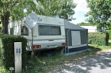Pitch - Nature Package (1 tent, caravan or motorhome / 1 car) - Flower Camping L'Abri-Côtier