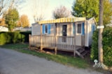 Rental - Mobile-home Sunny 27m² CONFORT+ - 2 bedrooms - Flower Camping L'Abri-Côtier
