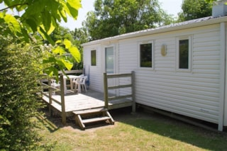 Mobile-home Confort ECO 21m² - 2 bedrooms