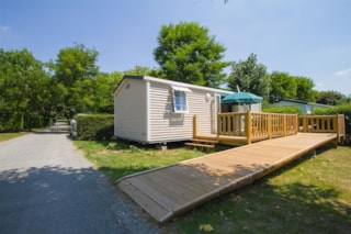 Mobil-home Life Premium 32m² PREMIUM - 2 bedrooms (adapted to the people with reduced mobility)