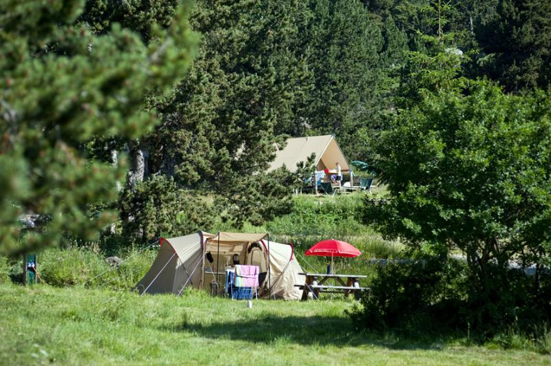 Emplacement - Emplacement Camping Nature - Huttopia Font-Romeu