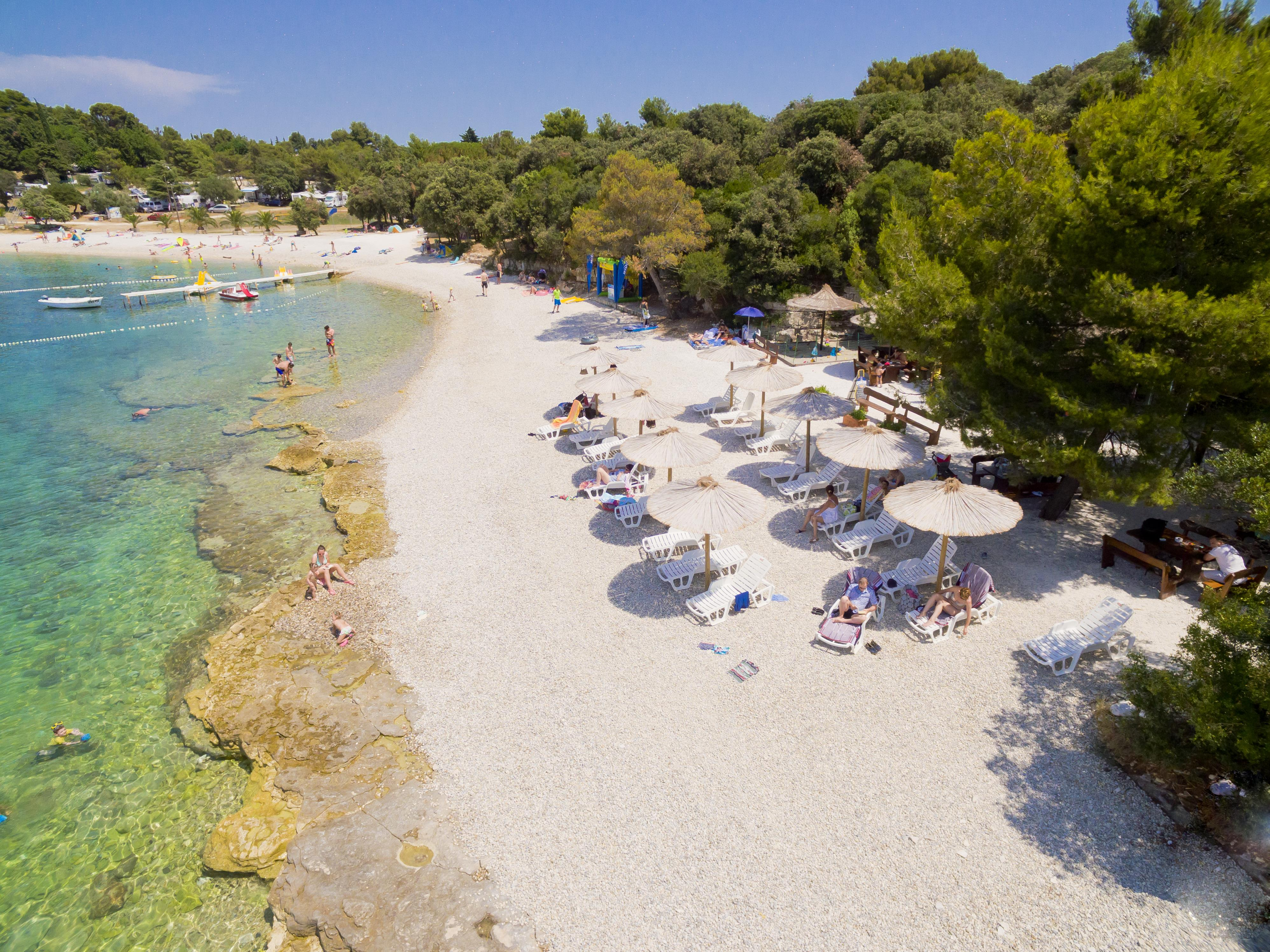 Plages Brioni Sunny Camping - Pula