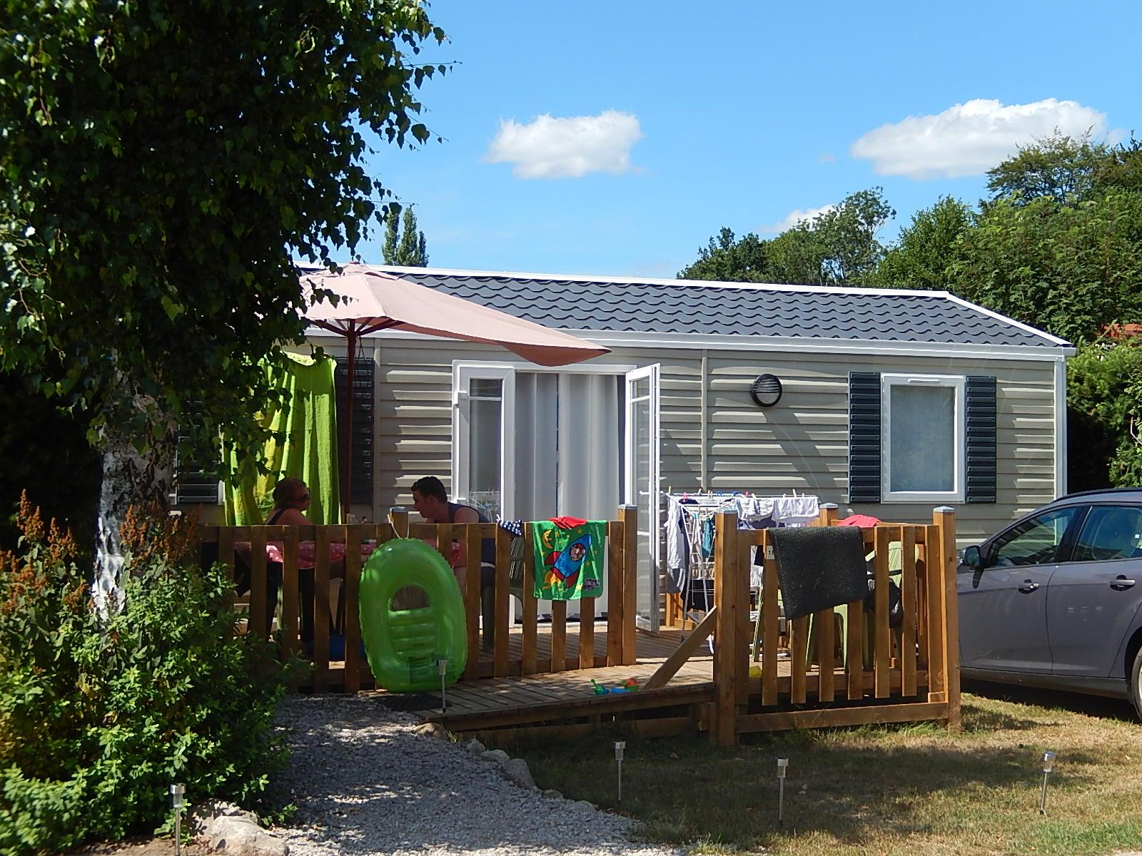 Wheelchair friendly Camping Sites et Paysages AU CLOS DE LA CHAUME - CORCIEUX