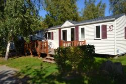 Mobilhome GOELAND - 3 Bedrooms + Terrace, Television