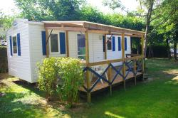 Accommodation - Mobilhome - Camping Les Deux Pins