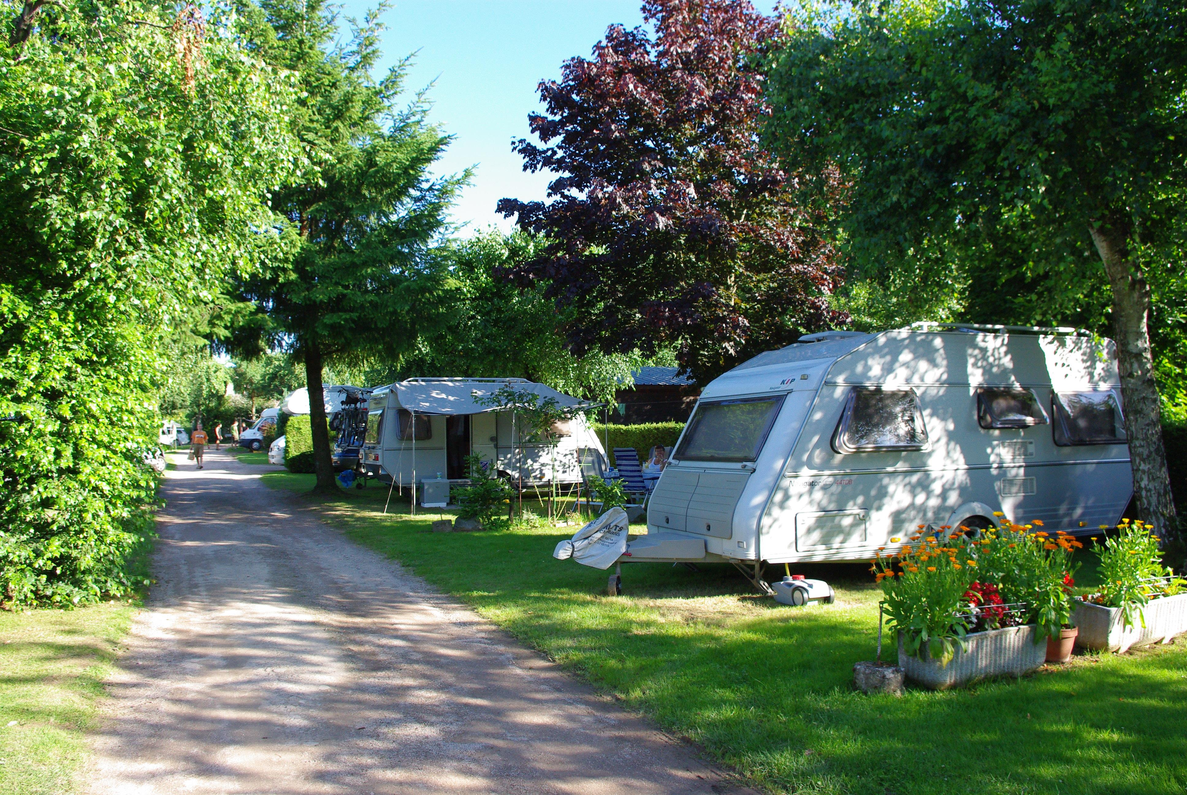 Emplacement - Emplacement - Camping Les Acacias