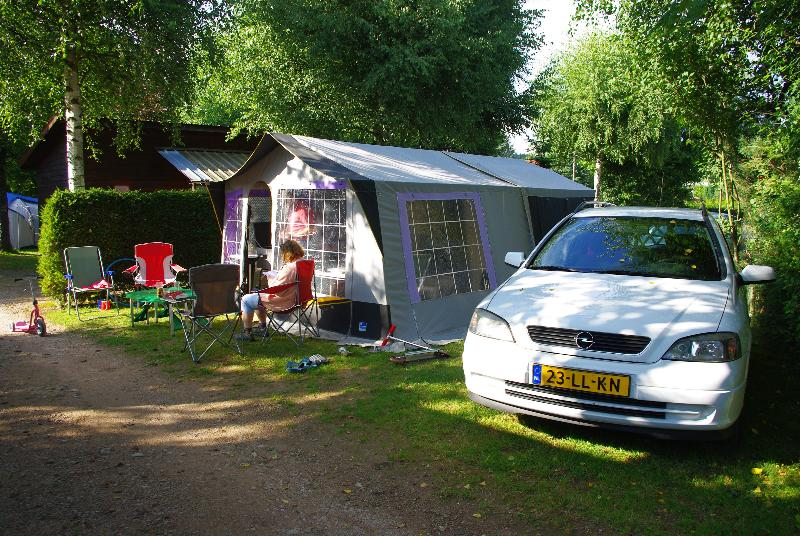 Etablissement Camping Les Acacias - Anould