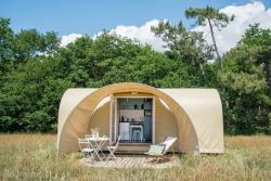 Huuraccommodatie - Coco Sweet - 16 M² - Camping Surchauffant