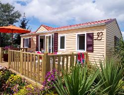 Accommodation - Cottage Evasion - 3 Bedrooms (From Saturday To Saturday In July And August) - Camping Le Point du Jour