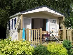Accommodation - Cottage Zen - 1 Bedroom - Camping Le Point du Jour