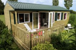 Accommodation - Cottage Zen - 2 Bedrooms (From Saturday To Saturday In July And August) - Camping Le Point du Jour