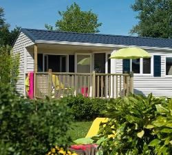 Accommodation - Cottage Zen - 2 Bedrooms (From Sunday To Sunday In July And August) - Camping Le Point du Jour
