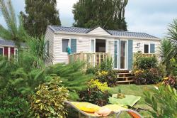 Accommodation - Cottage Evasion - 3 Bedrooms (From Sunday To Sunday In July And August) - Camping Le Point du Jour
