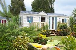 Accommodation - Cottage Evasion - 2 Bedrooms (From Sunday To Sunday In July And August) - Camping Le Point du Jour