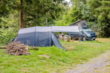 Pitch - Nature Package (1 Tent, Caravan Or Motorhome / 1 Car) - Flower Camping LA STENIOLE