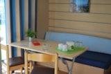Rental - Mobilhome IRM LOGGIA 25m² 2 bedrooms + sheltered terrace - Flower Camping LA STENIOLE