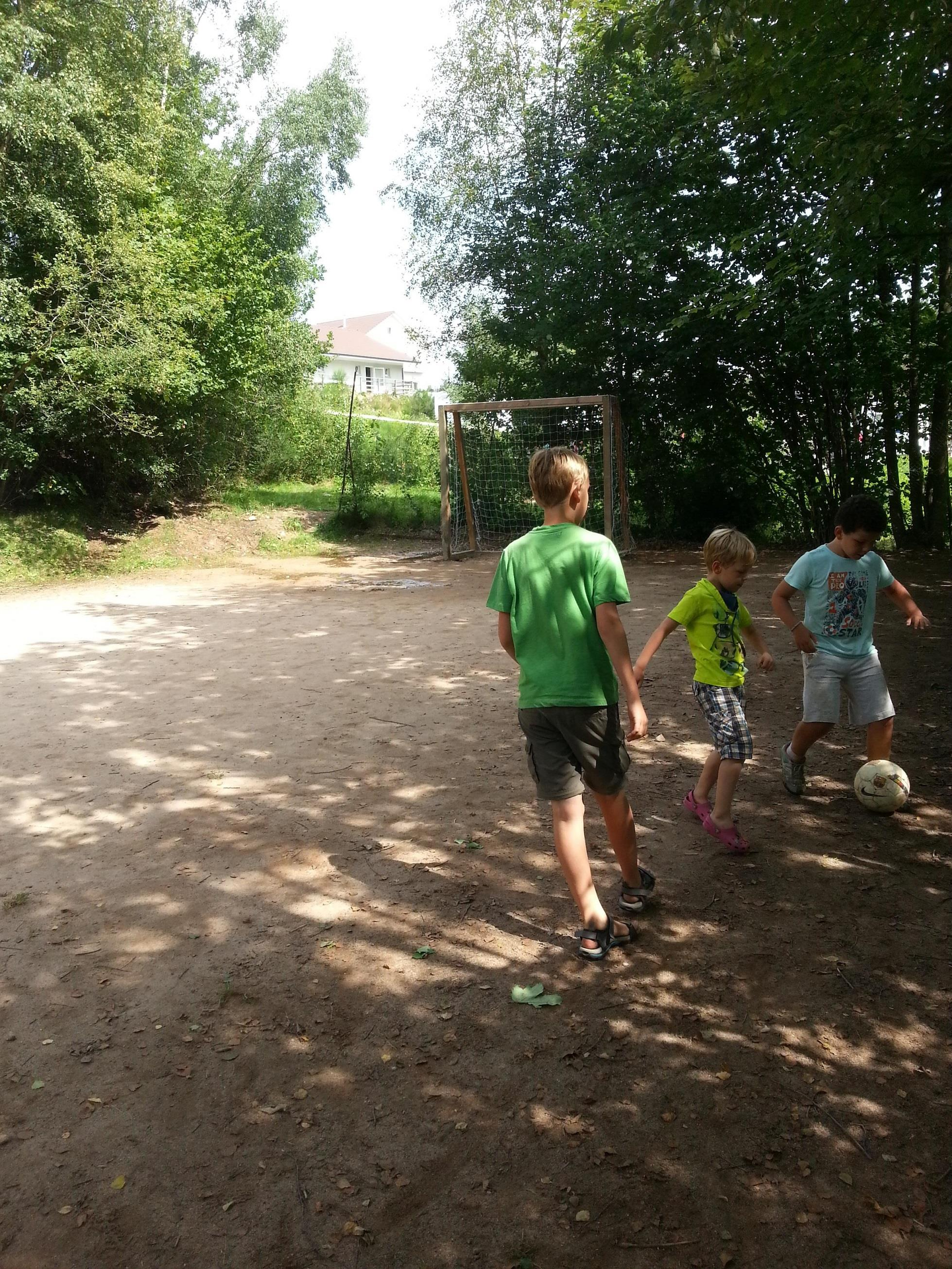 Sport activities Flower Camping LA STENIOLE - GRANGES SUR VOLOGNE