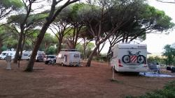 Stellplatz - Pitch All Inclusive - Village Camping S'Ena Arrubia