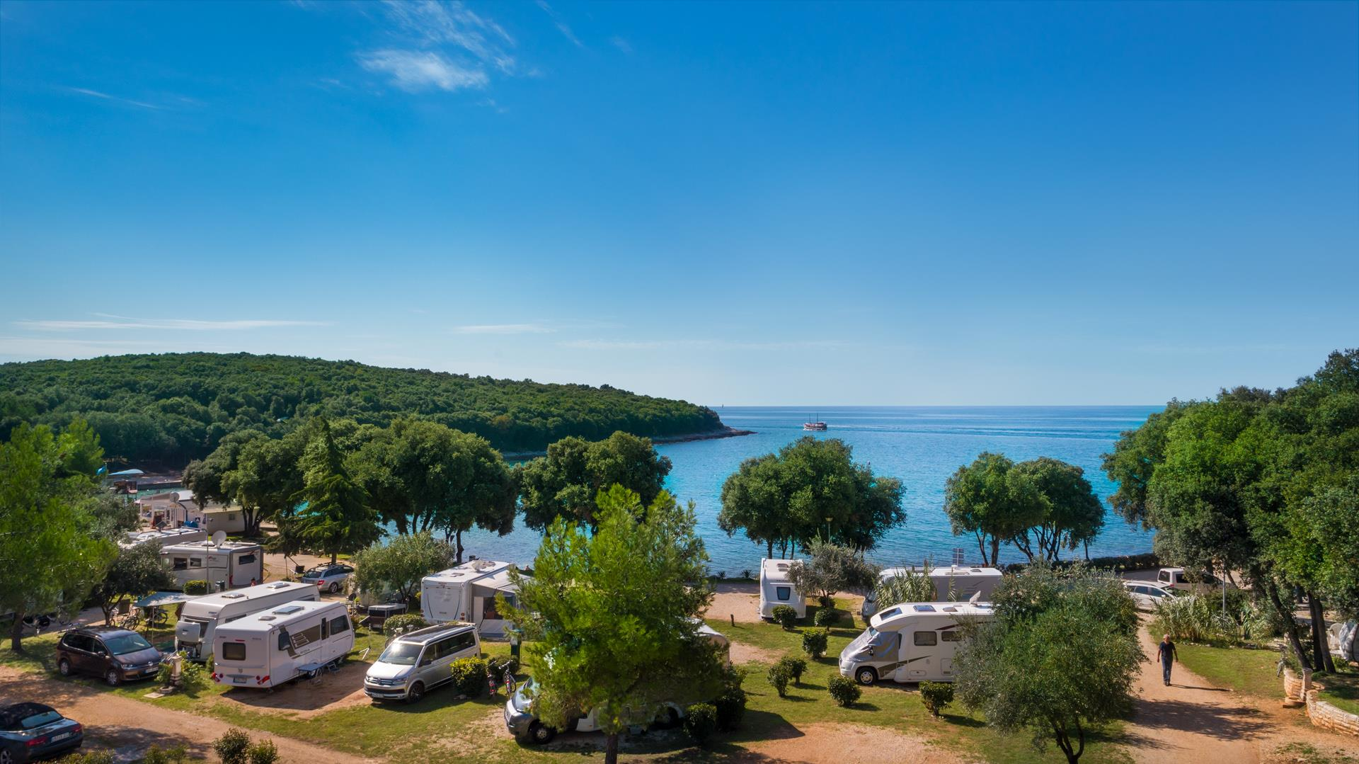 Establishment Maistra Camping Porto Sole - Vrsar