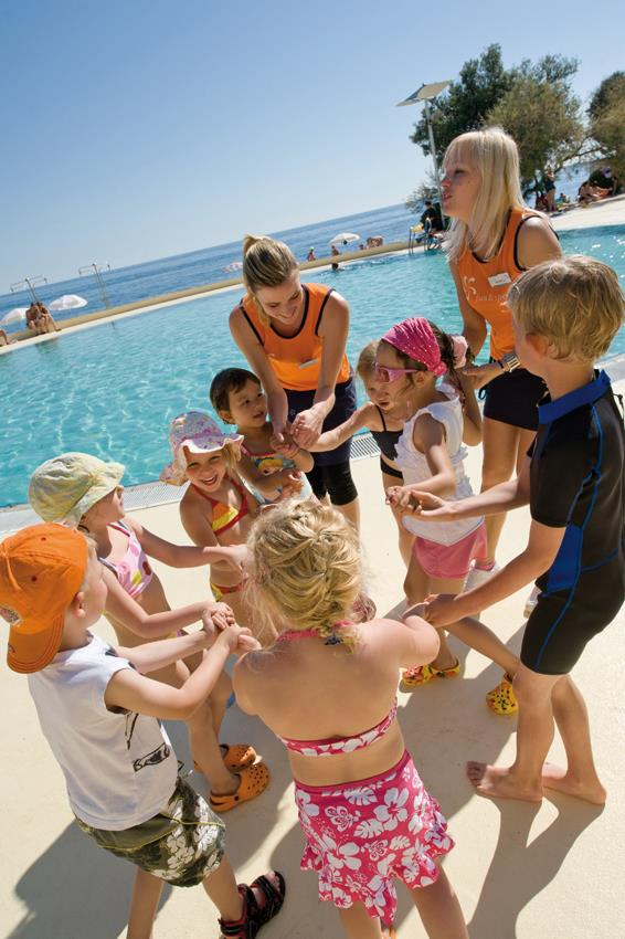 Leisure Activities Maistra Camping Amarin - Rovinj