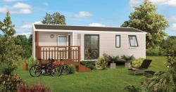 Locatifs - Mobil-Home Family Luxe 30 M² / 3 Chambres / Terrasse - Camping Les Paillotes en Ardèche