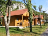 Rental - Chalet 5 People 2 Rooms Saturday/Saturday - Camping les Actinidias