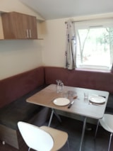 Rental - MOBILHOME Evolution 31 3 bedrooms - Camping les Actinidias