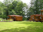 Rental - Chalet CONFORT+ 29m² with sheltered terrace - 2 bedrooms - Flower Domaine du Buisson