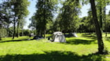 Pitch - Pitch Trekking Package By Foot Or By Bike With Tent - Flower Domaine du Buisson