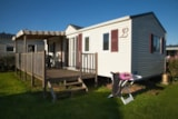 Rental - Mobile-home GRAND CONFORT 32m² - 3 bedrooms - Camping Les Alizés