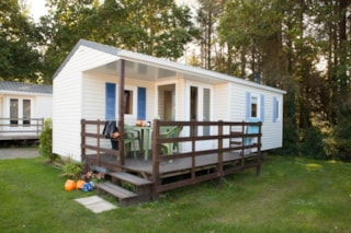 Mobile-home ECO 25m² - 2 bedrooms