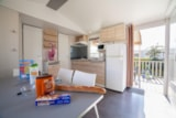 Rental - Mobile-home GRAND CONFORT 29m² - 3 bedrooms - Camping Les Alizés